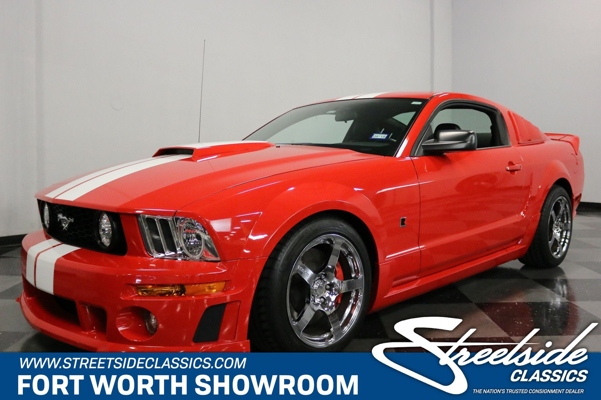 2006 ford mustang roush stage 3