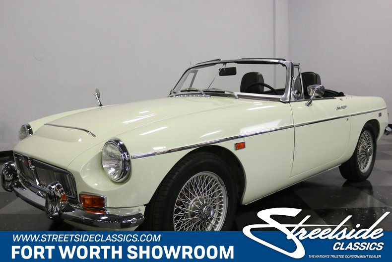 For Sale: 1969 MG MGC