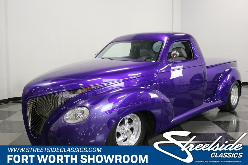 For Sale: 1939 Studebaker Pickup