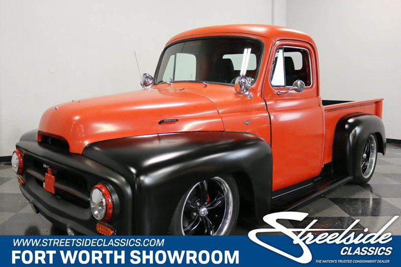 For Sale: 1954 International R100 Pickup