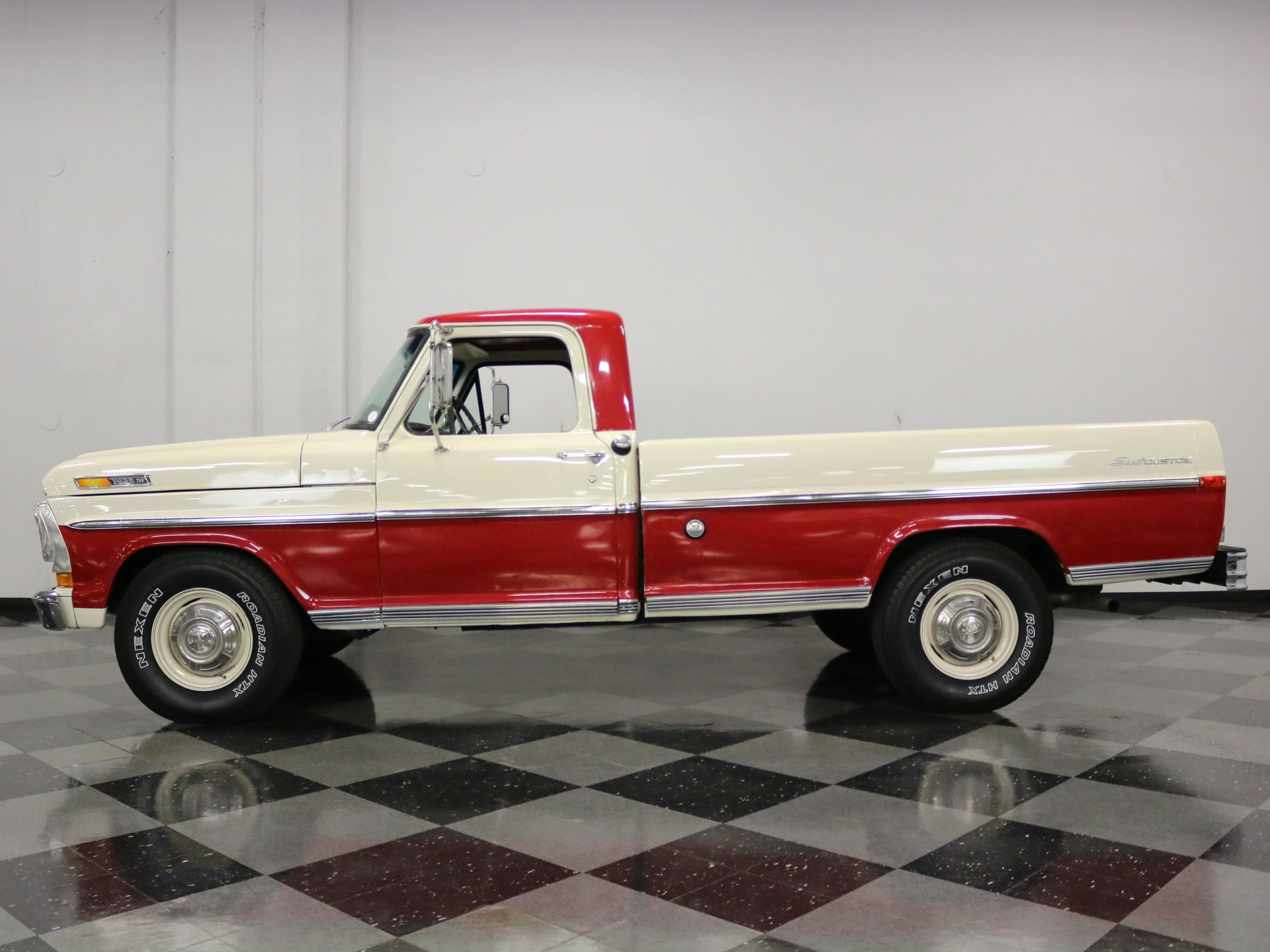 1970 ford f 250 camper special