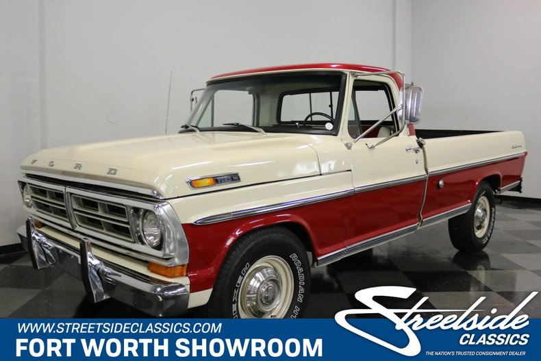 For Sale: 1970 Ford F-250