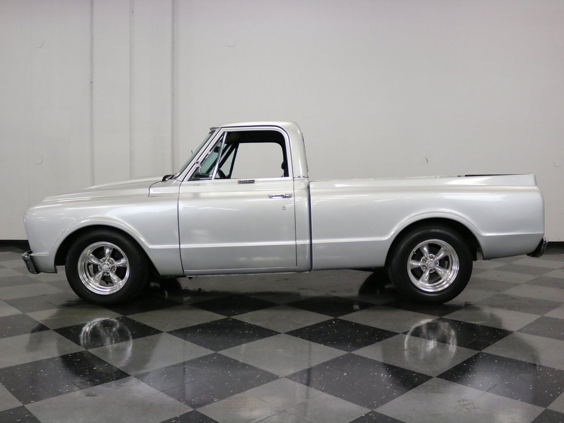 1967 chevrolet c10 custom