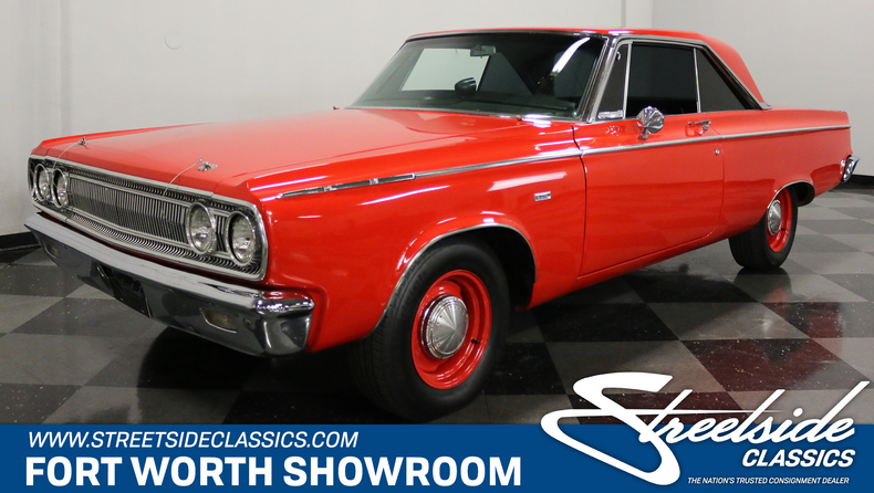 For Sale: 1965 Dodge Coronet