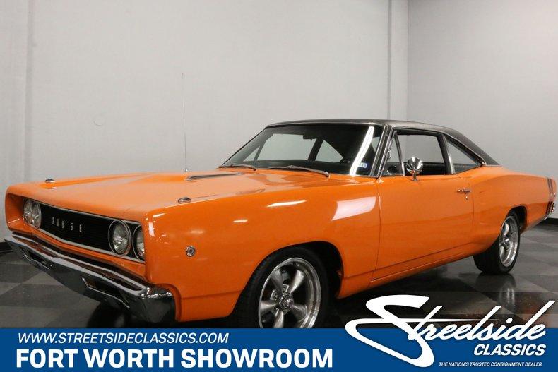 For Sale: 1968 Dodge Coronet