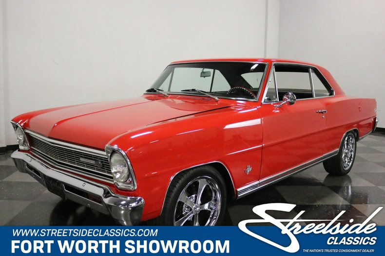 1966 Chevrolet Chevy II For Sale