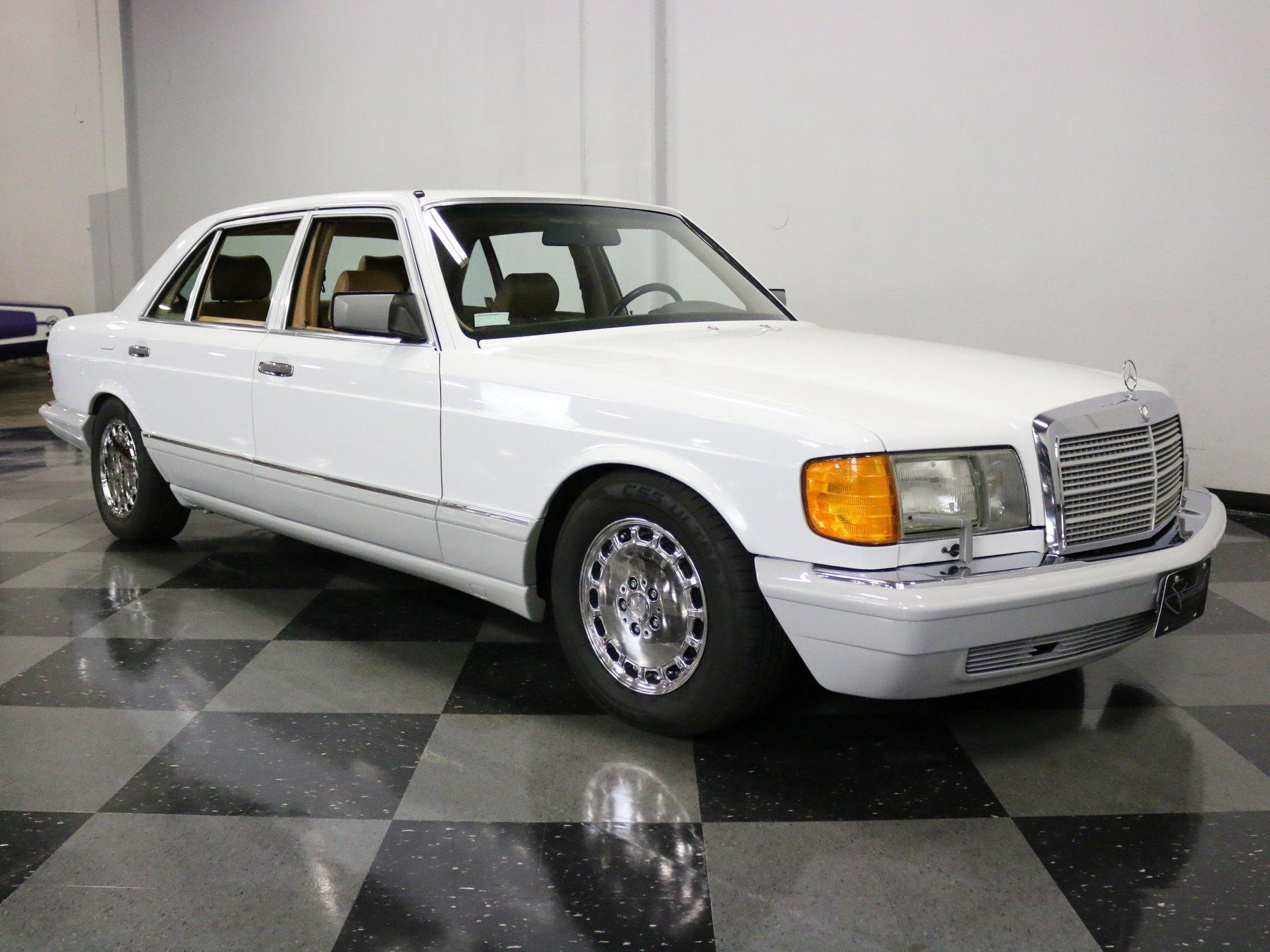1990 Mercedes-Benz 560SEL for sale #76590 | MCG
