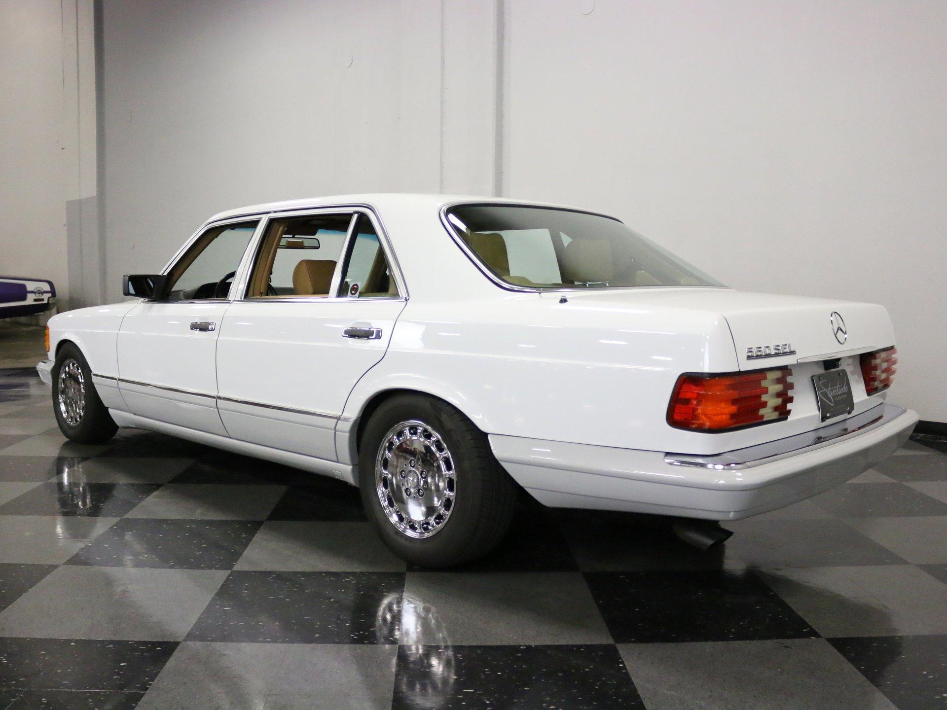1990 Mercedes-Benz 560SEL | Streetside Classics - The
