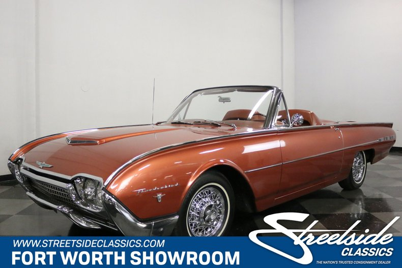 For Sale: 1962 Ford Thunderbird