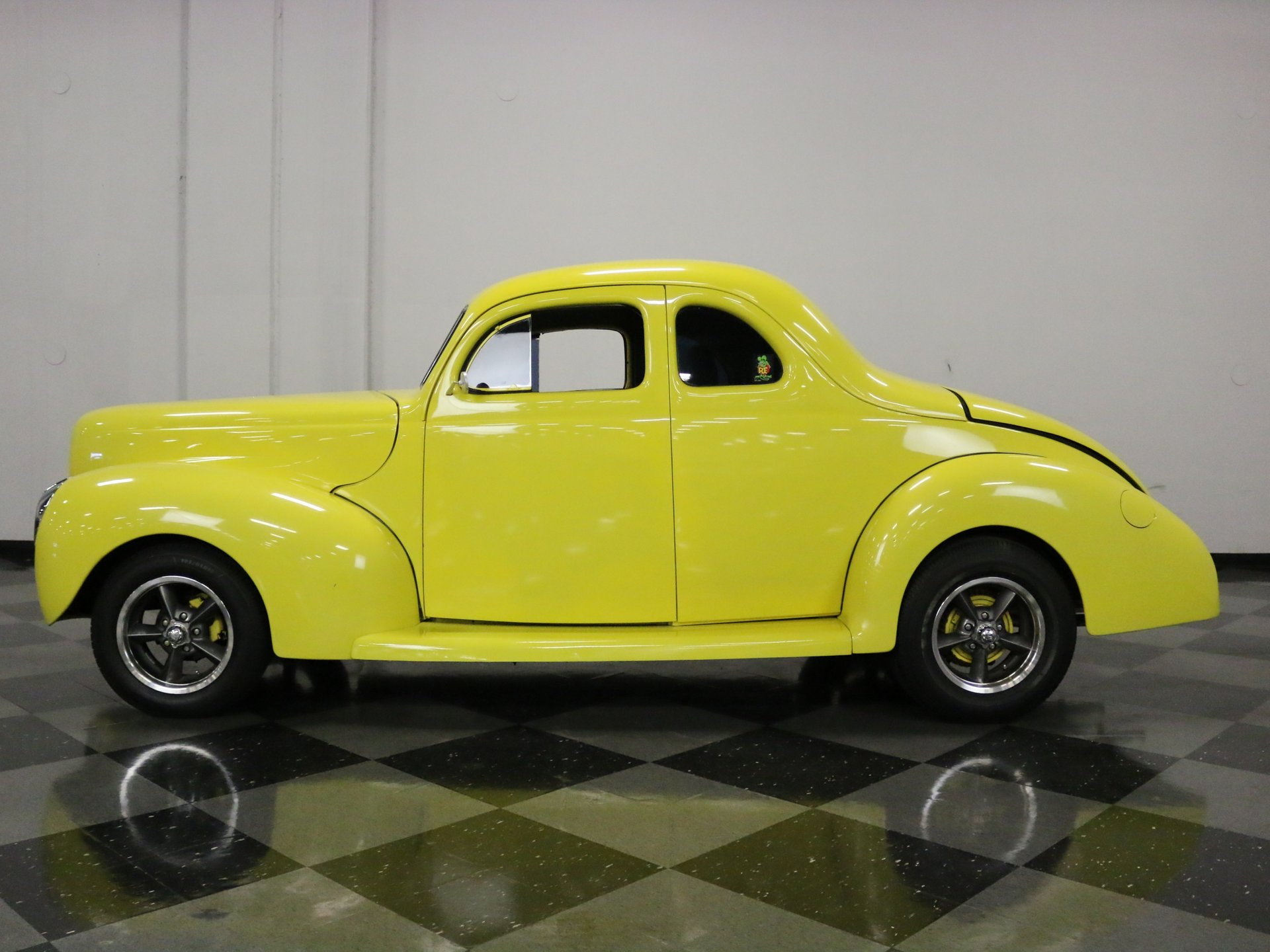 1940 ford deluxe business coupe