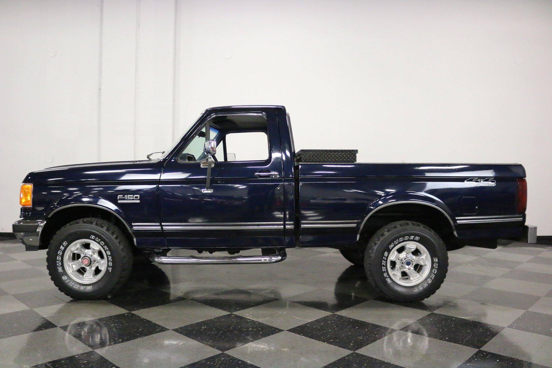 1991 ford f 150 xlt lariat 4x4