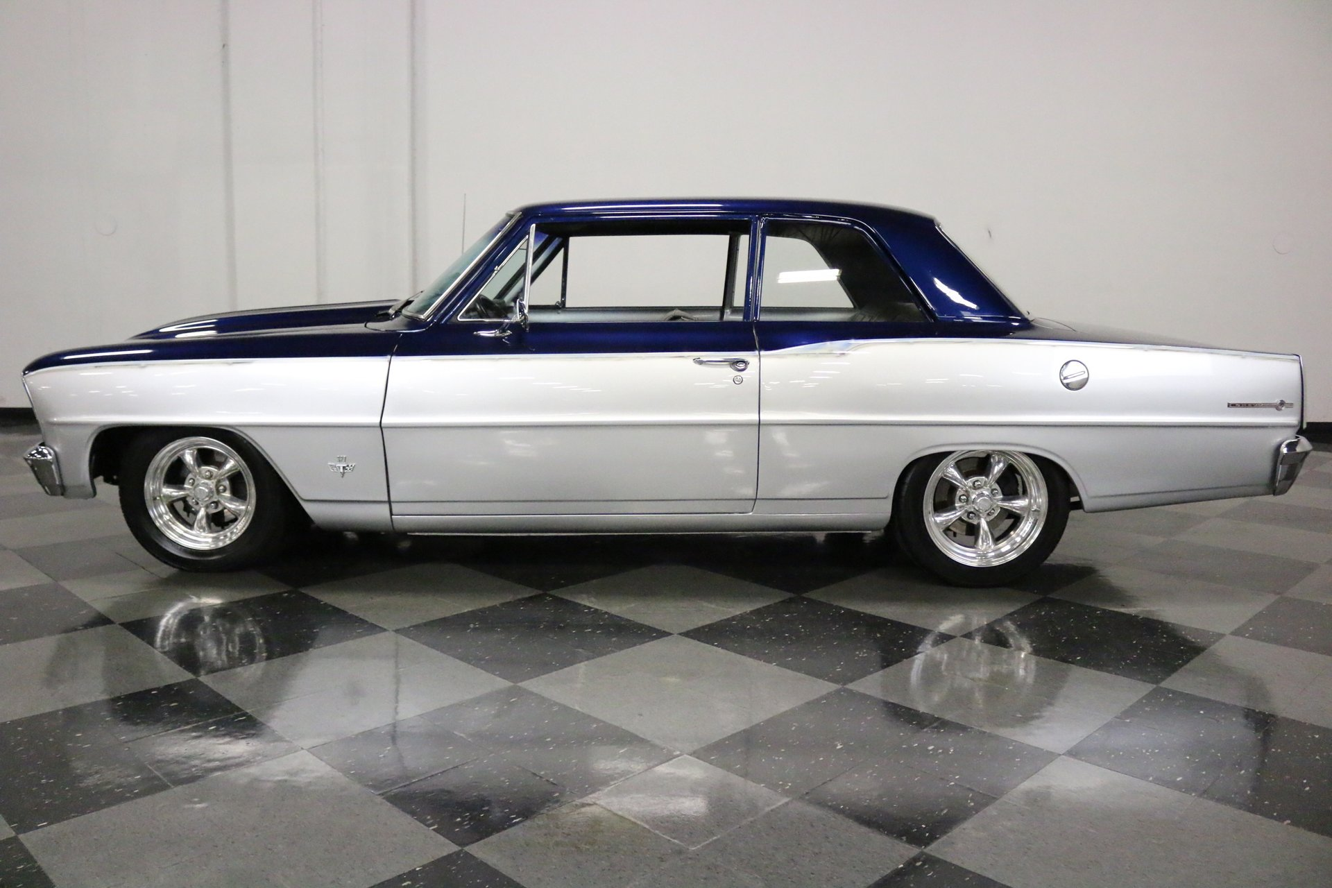 1966 chevrolet nova restomod