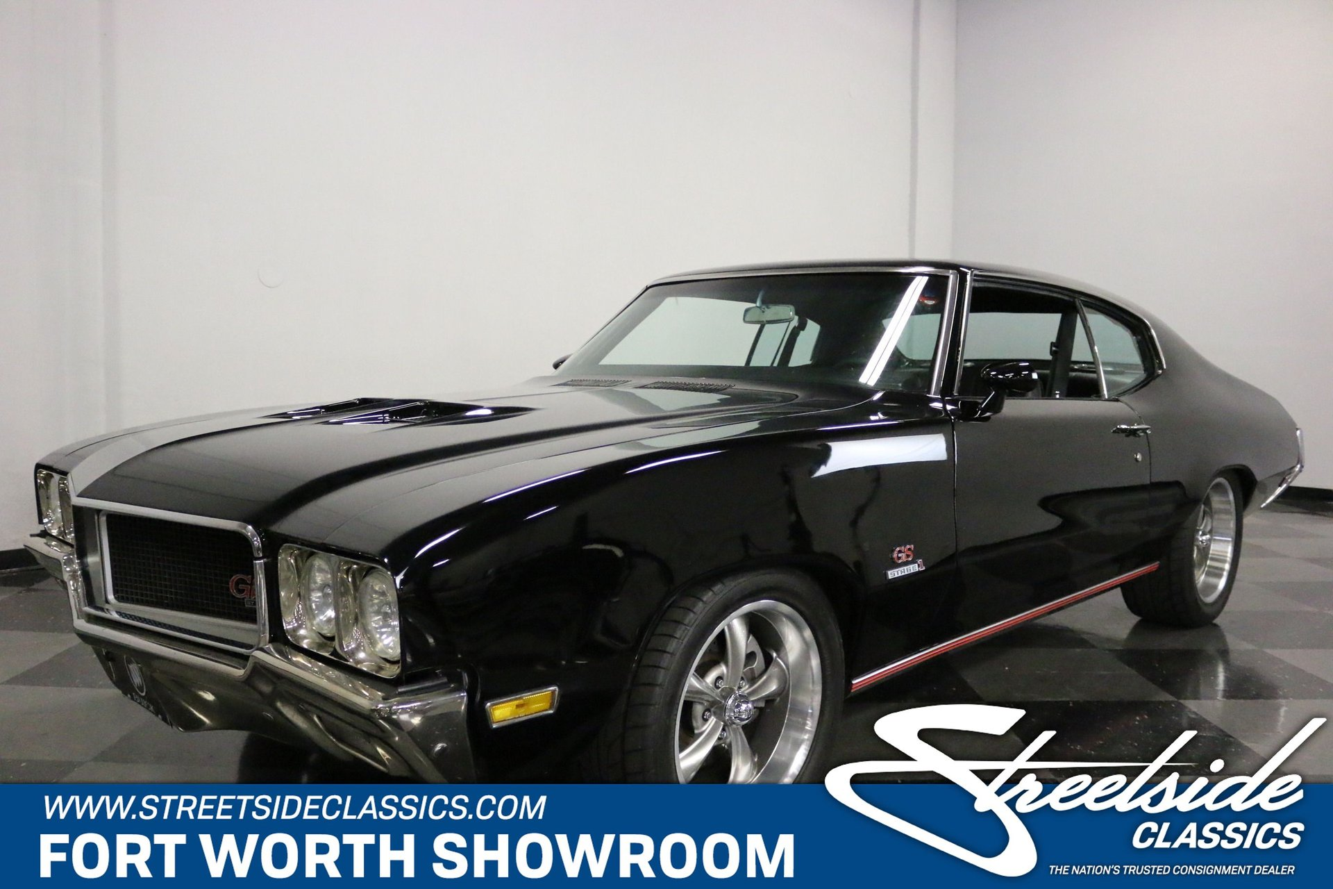 1970 buick gs 455 stage1 clone
