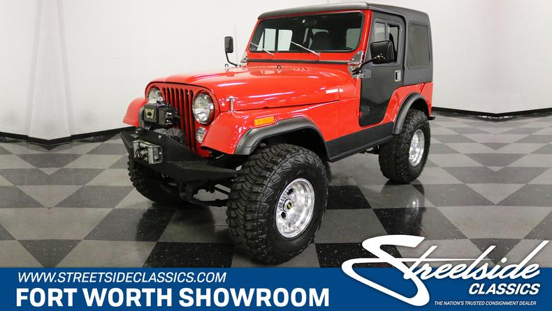 For Sale: 1977 Jeep CJ5