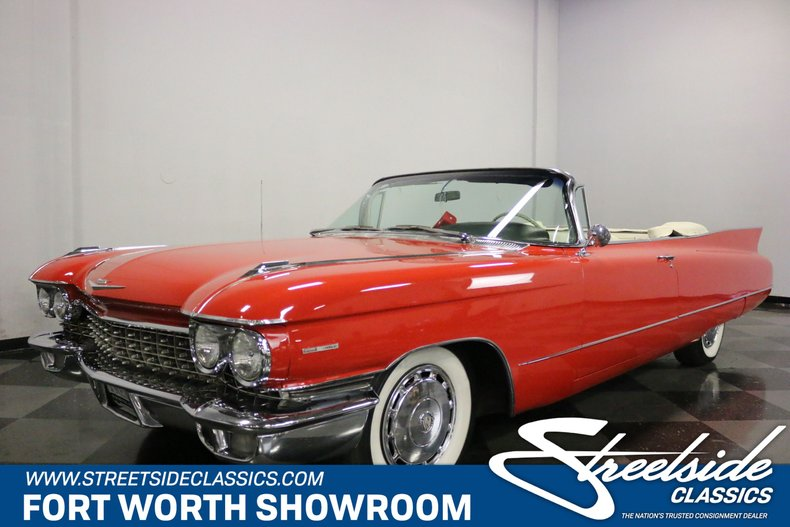 For Sale: 1960 Cadillac Series 62