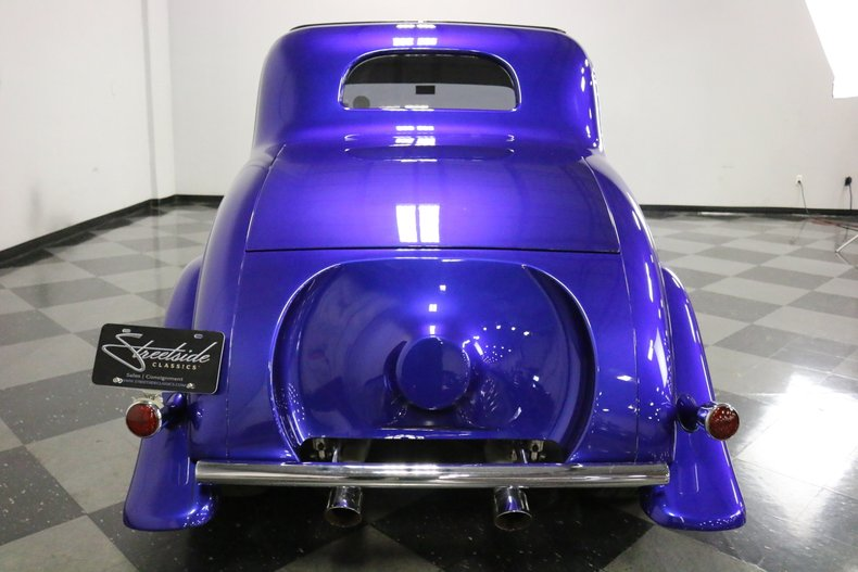 1933 Willys 5 Window Coupe 16