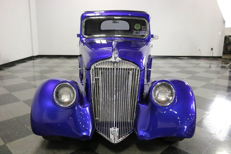 1933 Willys 5 Window Coupe 4