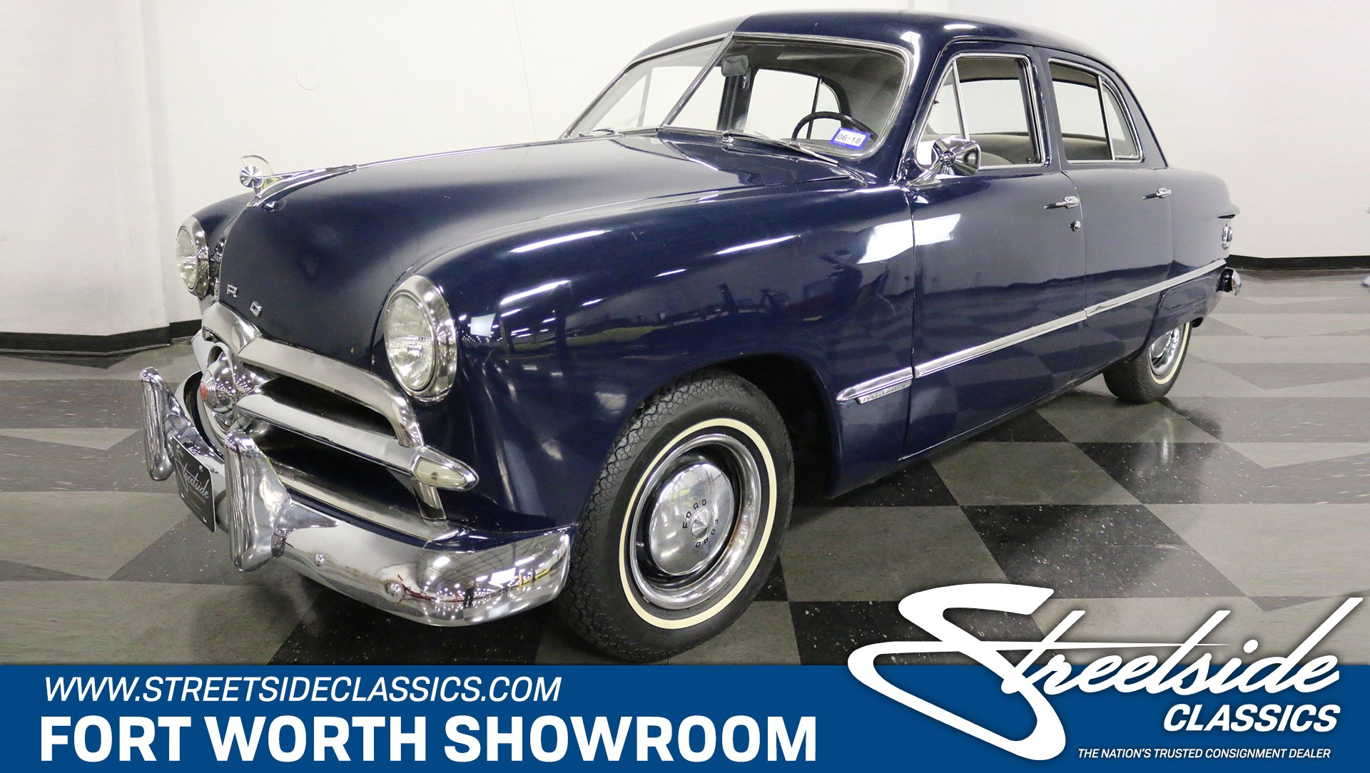 1949 ford custom sedan