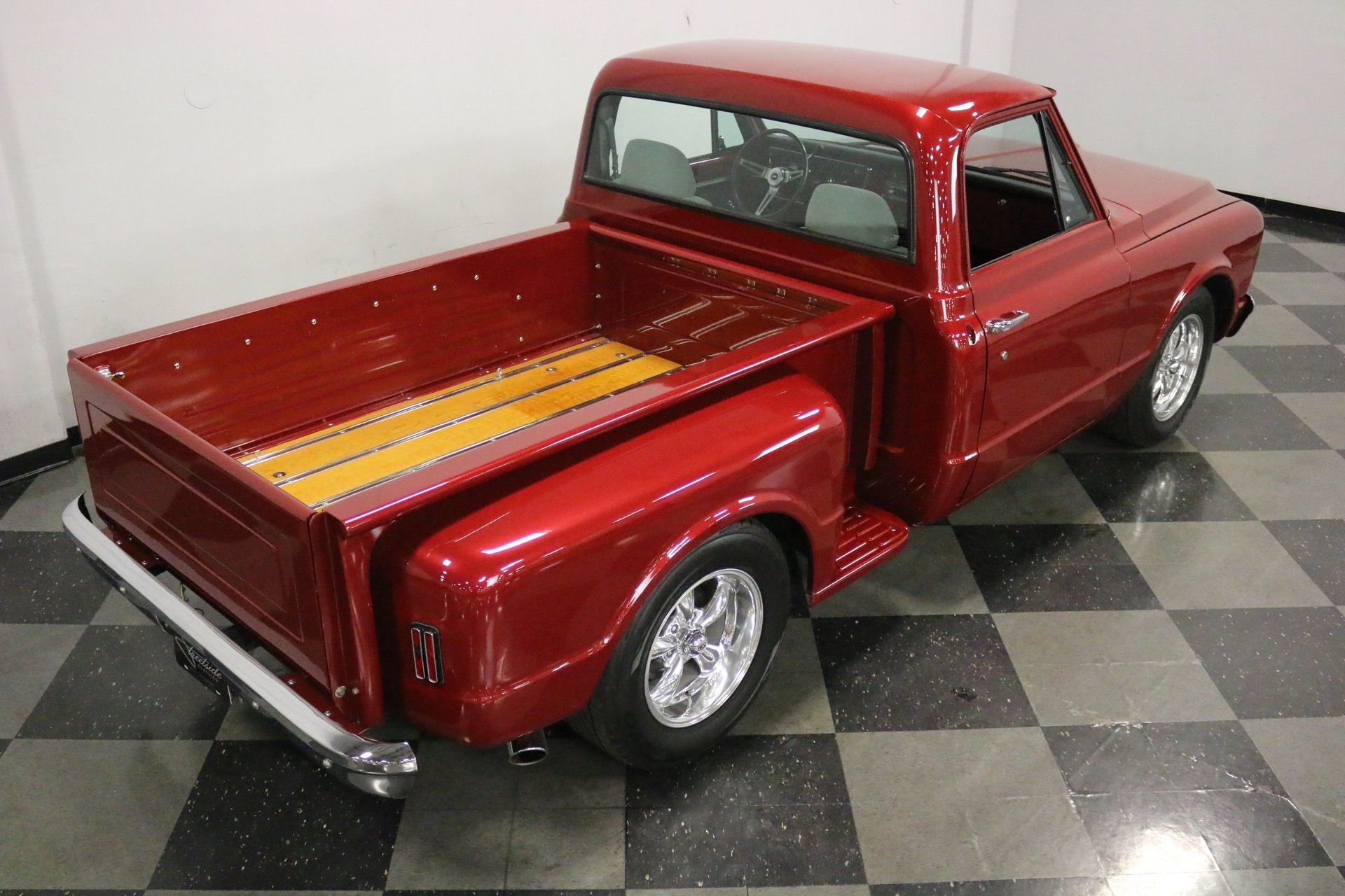 1968 chevy c10 stepside specs