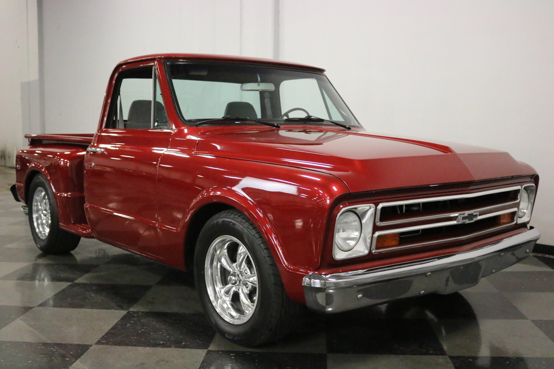 1968 Chevrolet C10 Streetside Classics The Nations Trusted