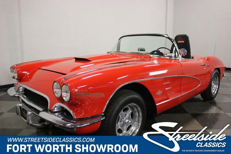 For Sale: 1961 Chevrolet Corvette