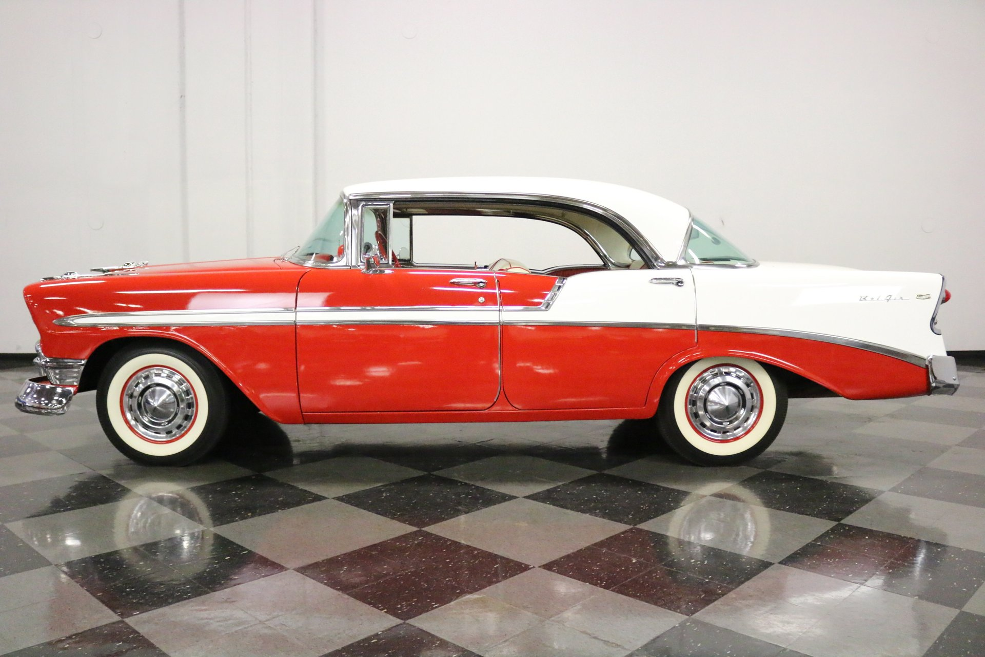 1956 chevrolet bel air 4 door hardtop