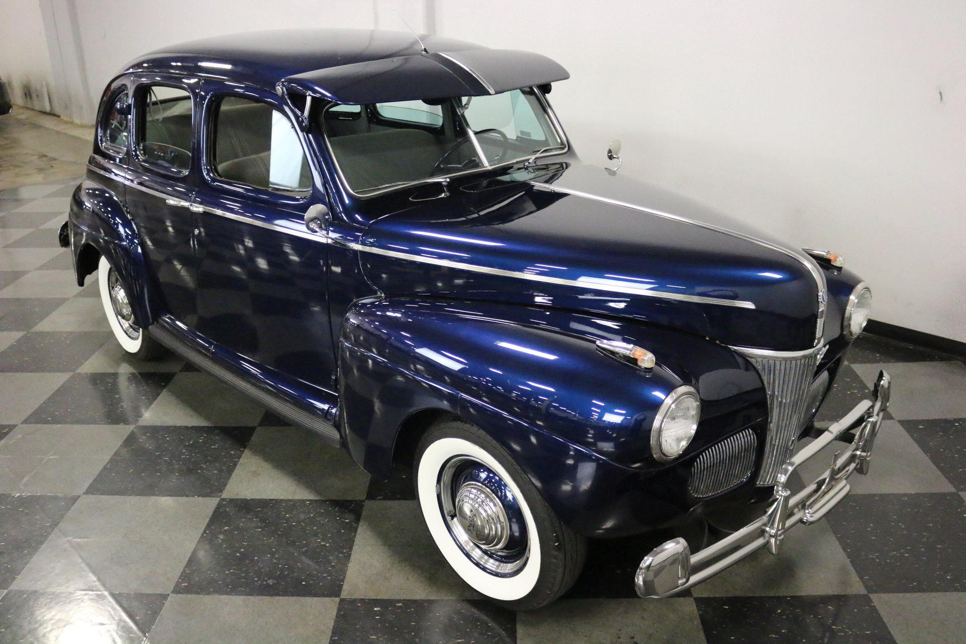 1941 Ford Super Deluxe | Streetside Classics - The Nation's