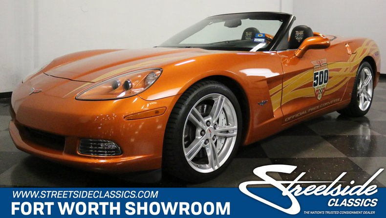 For Sale: 2007 Chevrolet Corvette