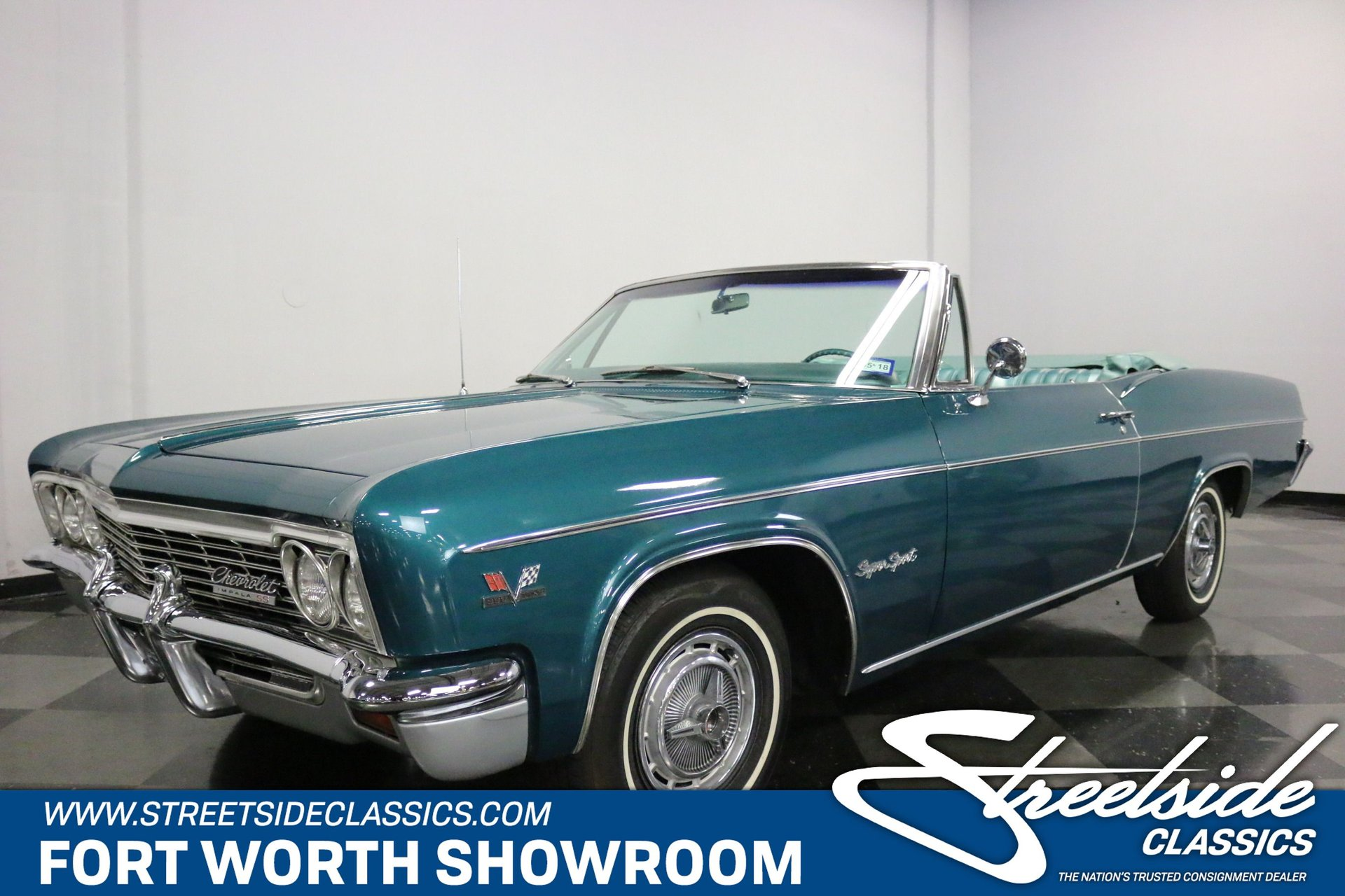 1966 chevrolet impala ss 396