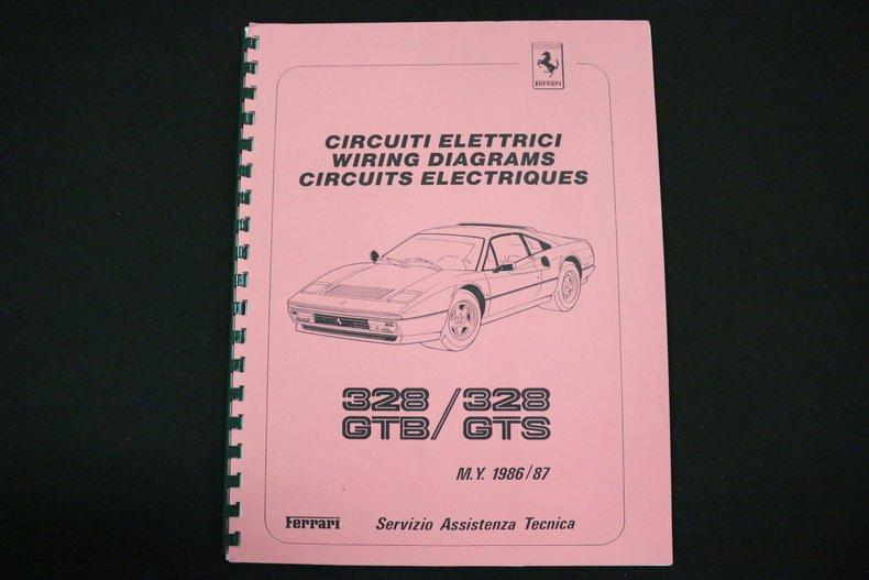 1986 Ferrari 328 GTS for sale #162197   Motorious on