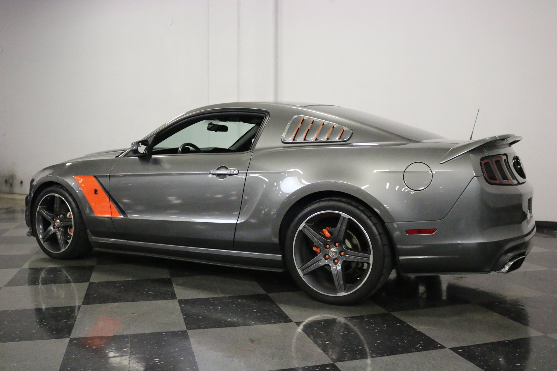 2014 ford mustang roush stage 3 for sale 85248 mcg