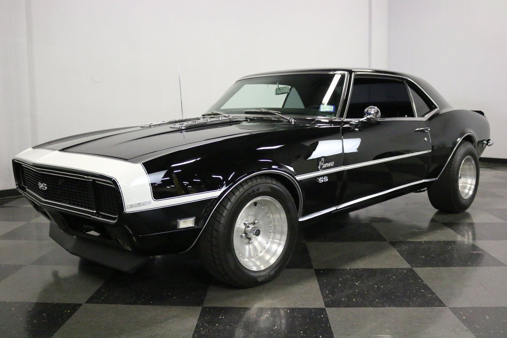 1968 Chevrolet Camaro Streetside Classics The Nations Trusted Ss Muscle Car View 360