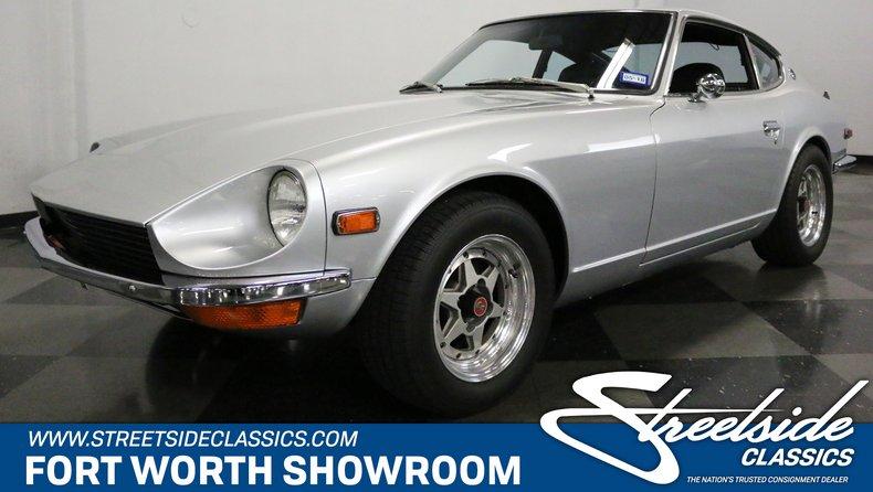 For Sale: 1973 Datsun 240Z
