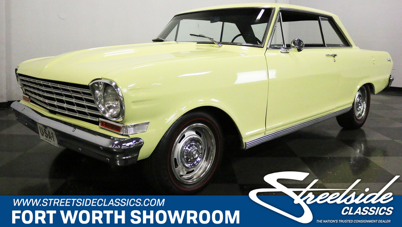 For Sale: 1963 Chevrolet Chevy II