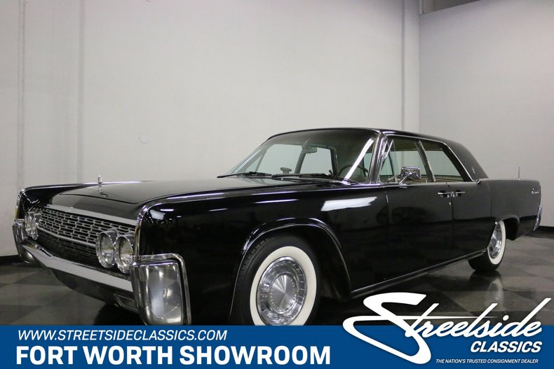 For Sale: 1962 Lincoln Continental
