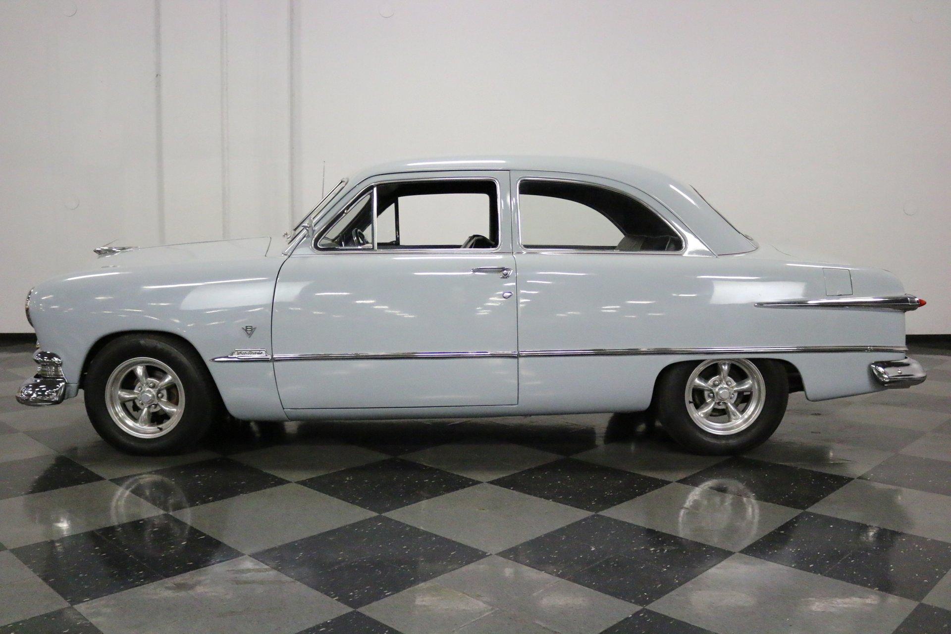 1951 ford customline