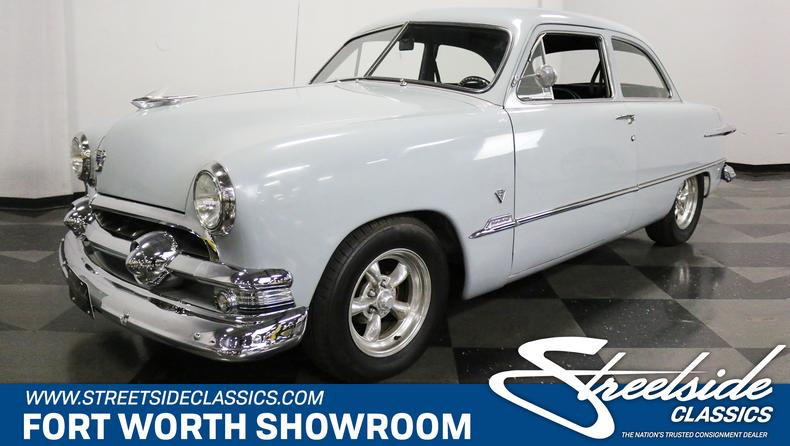 For Sale: 1951 Ford Customline