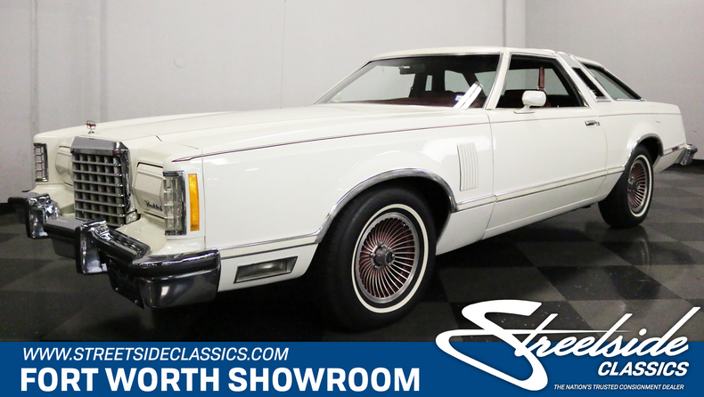 For Sale: 1977 Ford Thunderbird