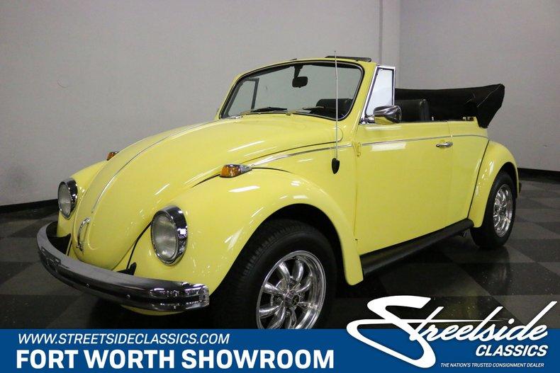 1969 Volkswagen Beetle For Sale