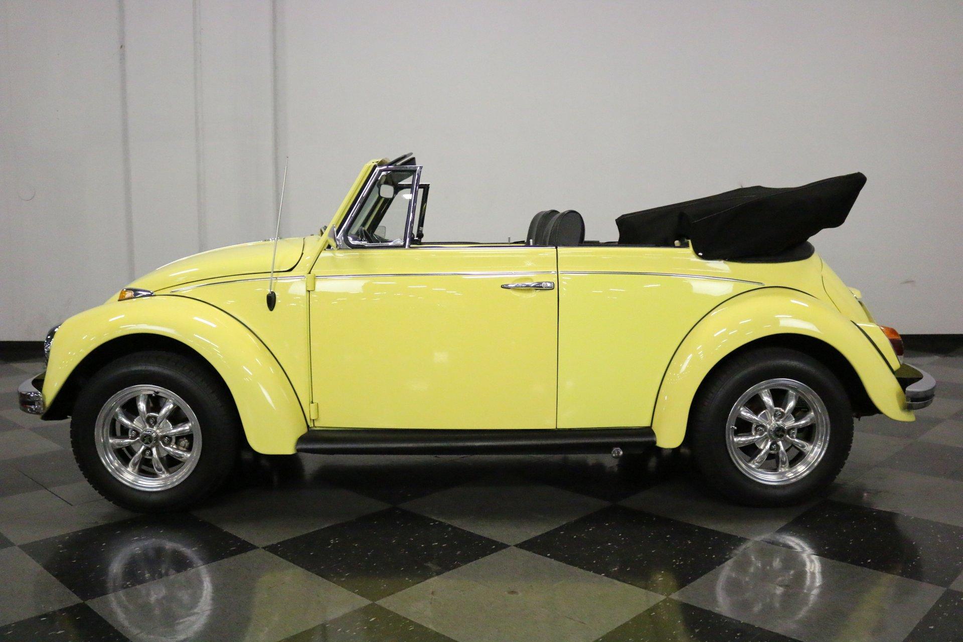 1969 volkswagen beetle karman