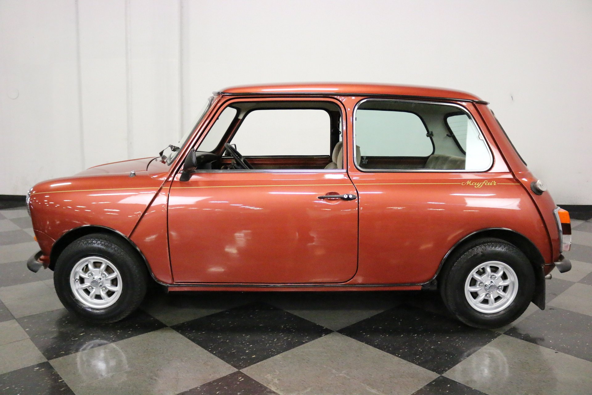 1984 austin mini mayfair