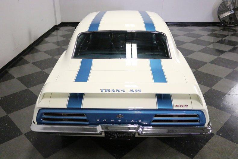 1969 Pontiac Firebird 30