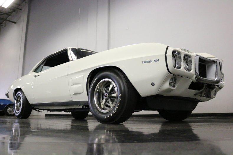 1969 Pontiac Firebird 37