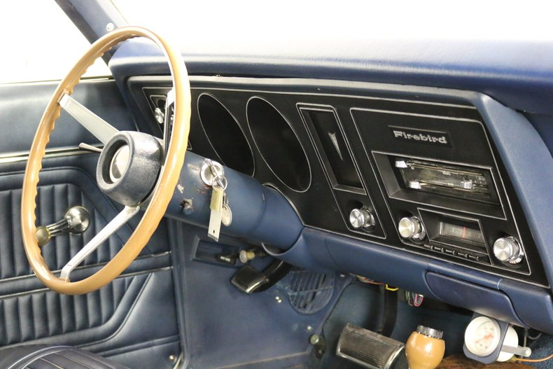 1969 Pontiac Firebird 58
