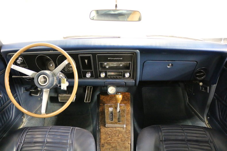 1969 Pontiac Firebird 54
