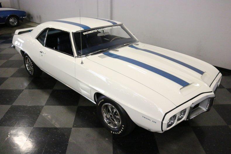 1969 Pontiac Firebird 71