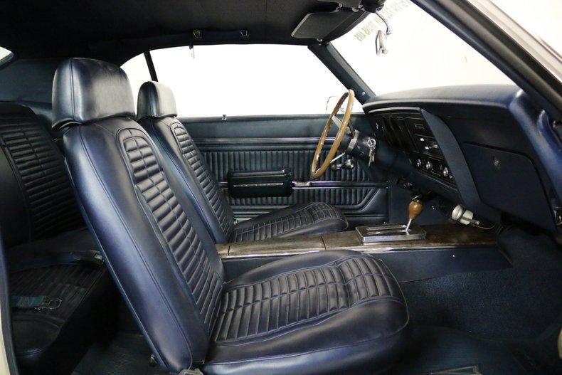 1969 Pontiac Firebird 57