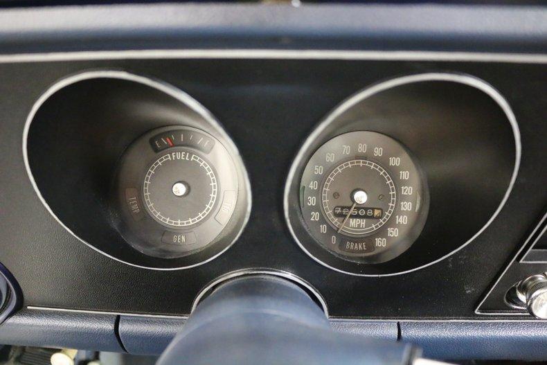 1969 Pontiac Firebird 49