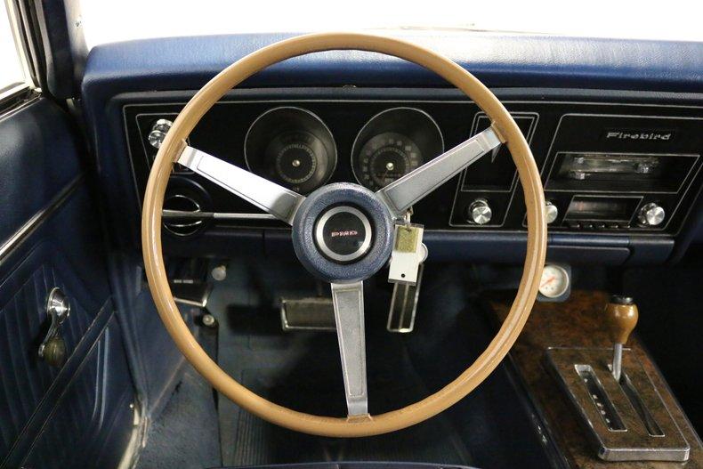 1969 Pontiac Firebird 48