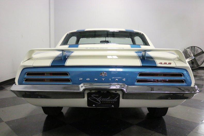 1969 Pontiac Firebird 11